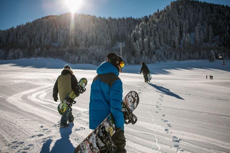Winterreisen: Genießt das Wetter auf der Piste!